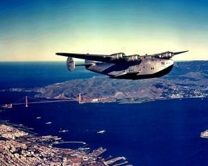 The Pan Am Clipper was the most luxurious plane ever built.