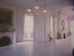 The celebrated White Ballroom helped Randolph marry off his eight daughters.
