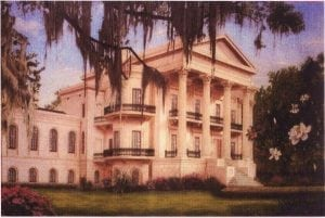 Forever fabulous Belle Grove was the plantation house that out-swanned them all.