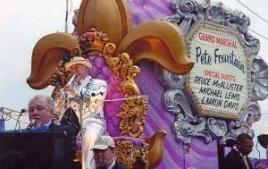 Can you imagine a Mardi Gras parade with no music?