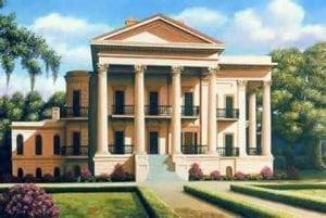 Belle Grove, 1857-1952