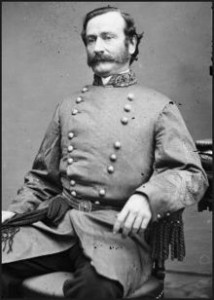 Confederate General Mansfield Lovell faced the Union forces alone.
