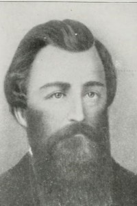 William Bruce Mumford, the first Confederate martyr.