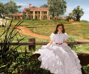 Selznick's imagination went into overdrive when it came to Tara, the O'Hara plantation in Georgia.