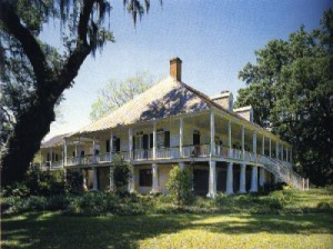Perfectly restored, Parlange Plantation is a National Historic Landmark today.