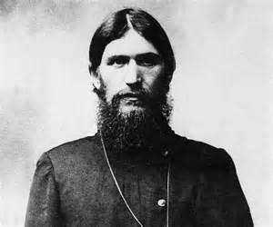 Grigori Rasputin (1880-1916).