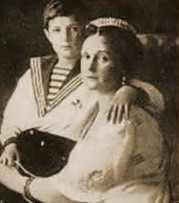 Tsarina Alexndra was obsessed with protecting her hemophiliac son, Alexei.