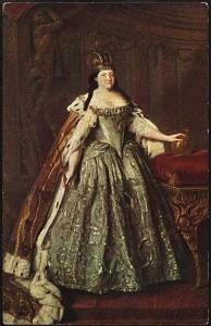 Tsarina Anna Ivanovna Romanova