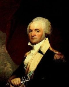 Winthrop Sargent (1753-1820), the quintessential stern New Englander.